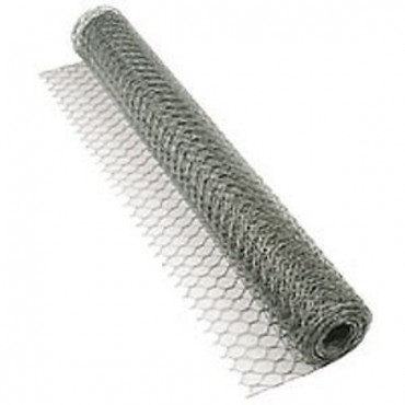 RABBIT WIRE NETTING GALV.AFTER?50M 1050 X 31 X 19G