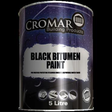 BLACK BITUMEN PAINT 5LTR