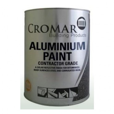 ALUMINIUM PAINT (CONT) 5LTR