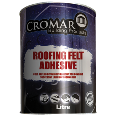 ROOFING FELT ADHESIVE 1LTR