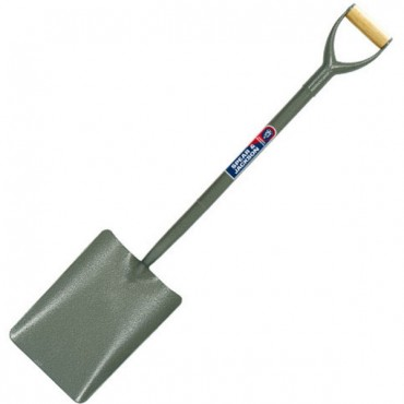 TUBULAR STEEL SQUARE SHOVEL 2000AC