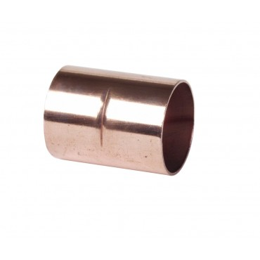 22MM ENDFEED STRAIGHT COUPLER  C X C (5270)