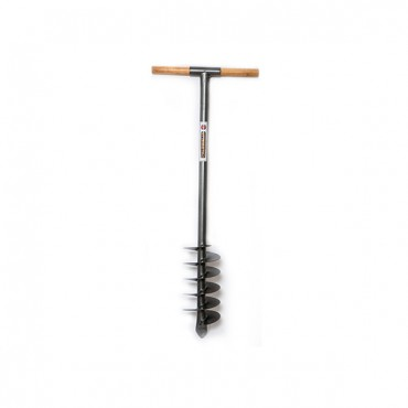 "SOIL AUGER CORK SCREW 6"" 540/6"