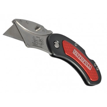 FAI/FULL FOLDING KNIFE WITH BALDE LOCK FAITKUTILITY