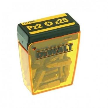 DEWALT DP40 POZI No 2 BITS