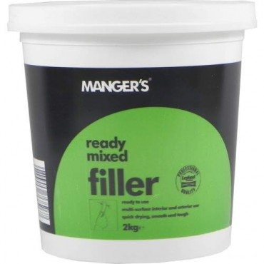 MANGERS READY MIX FILLER 2KG 00736977