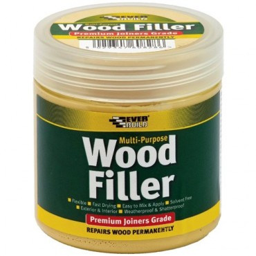 MP WOOD FILLER LIGHT STAINABLE 250ML MPWOODLT2