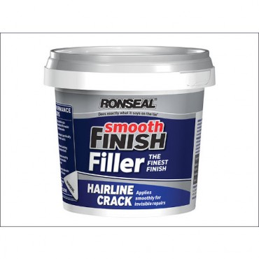 RONSEAL HAIRLINE CRACK FILLER 600G 36556