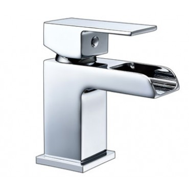 VICTORIA MINI MONO BASIN MIXER INC WASTE