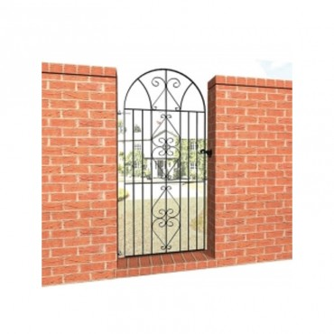 1.89 (H) METAL WINDSOR BOW TOP GATE TO SUIT 900MM TO 1000MM OPENING (8031003)