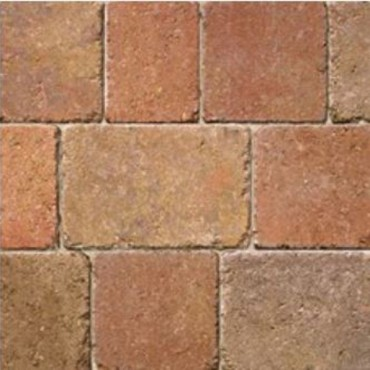 WOBURN RUMBLED BLOCK PAVER PACK AUTUMN