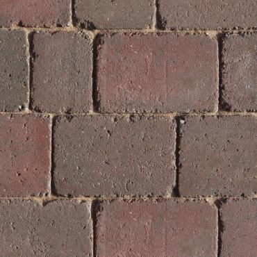 WOBURN RUMBLED BLOCK PAVER PACK RUSTIC