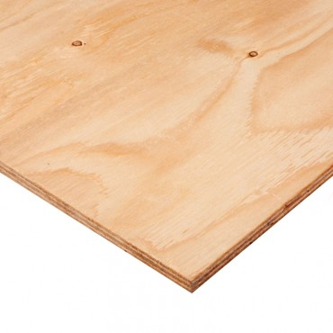 12MM x 2440 x1220 STRUCTURAL PINE FSC CE2+ SHEATHING PLYWOOD