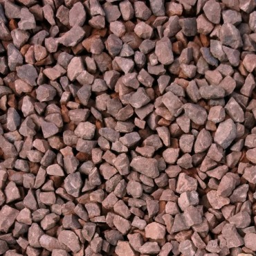 14MM RED CHIPPINGS LARGE BAG