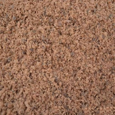 BROWN WINTER ROCK SALT