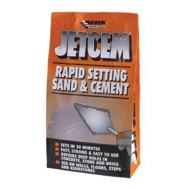 JETCEM PREMIX SAND & CEMENT 6KG JETMIX6