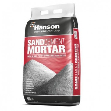 SAND & CEMENT LARGE