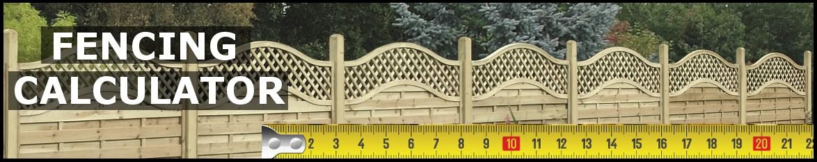 Fencing Calculator Bradford