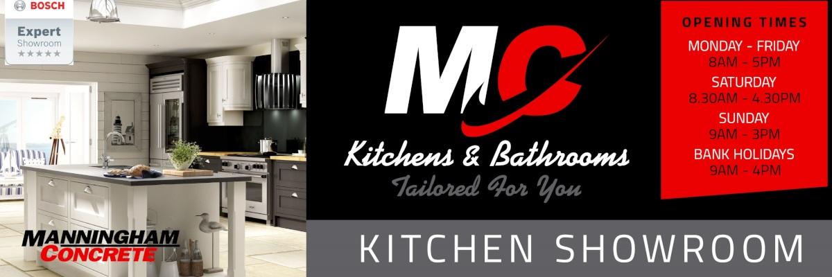 Kitchen & Bathrooms