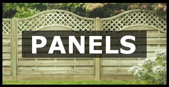 Choose fence panel style